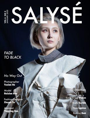SALYSÉ Magazine | Vol 6 No 3 | JANUARY 2020 |