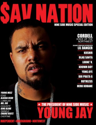 SavNation Vol. 2 Issue #3