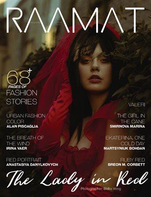 RAAMAT Magazine January 2021 Issue 11