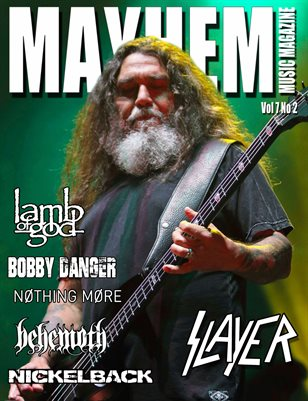 Mayhem Music Magazine Vol. 7 No. 2
