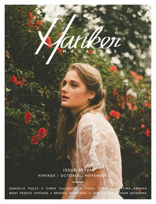 Hanker Magazine Issue Seven