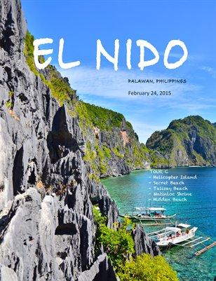 2015 EL NIDO, PALAWAN - Tour C