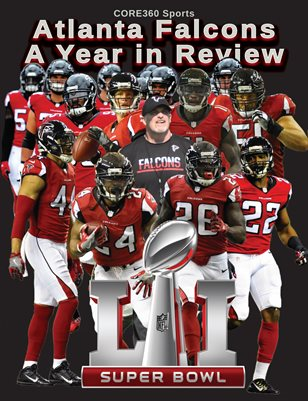 CORE360 Sports Atlanta Falcons A Year in Review