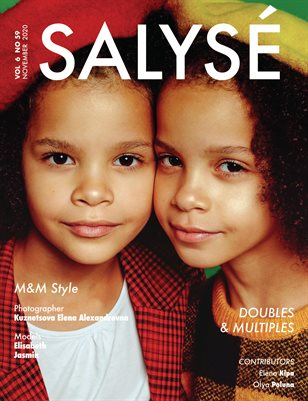 SALYSÉ Magazine | Vol 6 No 59 | NOVEMBER 2020 |