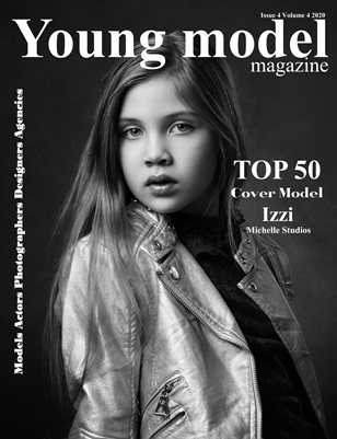 Young Model magazine Issue 4 Volume 4 2020 TOP 50