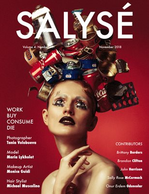 SALYSÉ Magazine | Vol 4 : No 101 | November 2018