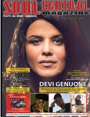 Soul Central Magazine June Edition 2015