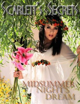 Scarlett's Secrets Issue 10 - Midsummer Night's Dream