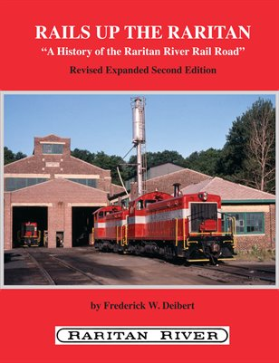 Rails Up The Raritan - 2013 Edition