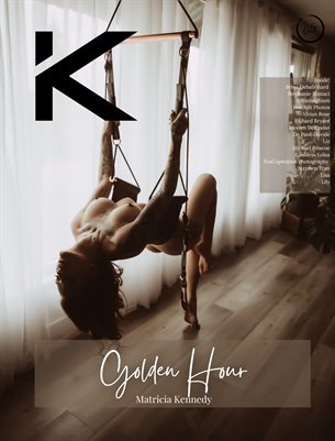 Kansha Magazine Chapter 65 Featuring Matricia Kennedy