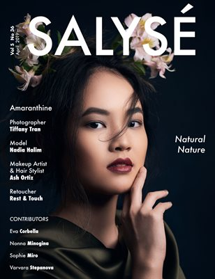 SALYSÉ Magazine | Vol 5 No 36 | April 2019 |