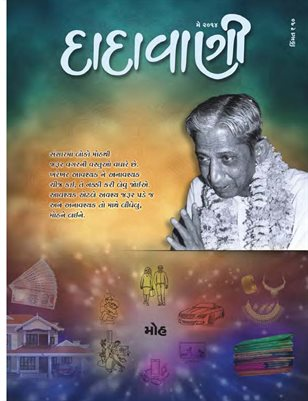 Moha: Illusion that Attaches to the Necessary and the Unnecessary (Gujarati Dadavani May-2014)