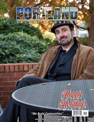 Portland Talent Magazine December 2017 Edition