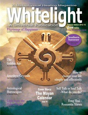 Whitelight - Summer 2013