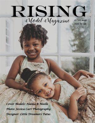 Rising Model Magazine Issue #146