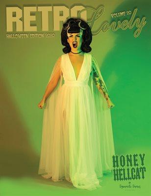 Halloween 2020 - VOL 20 – Honey Hellcat Cover