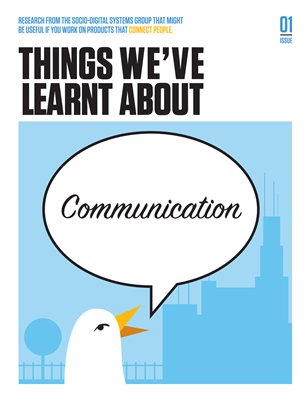 Issue 1: Communication
