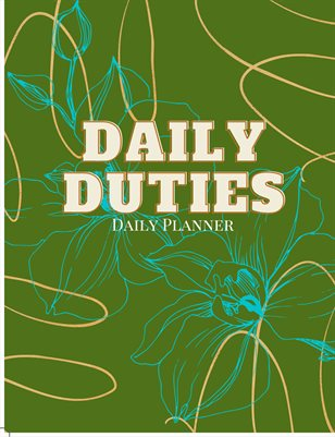 Daily Duties: Daily Planner