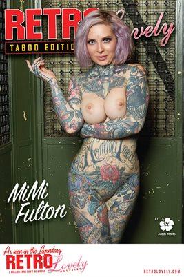 MiMi Fulton Cover Poster
