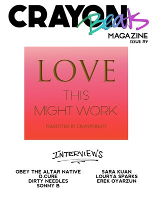 CrayonBeats Magazine: Issue 09