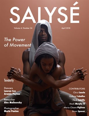 SALYSÉ Magazine | Vol 4 : No 26 | April 2018