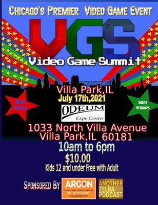 2021 Video Game Summit Program