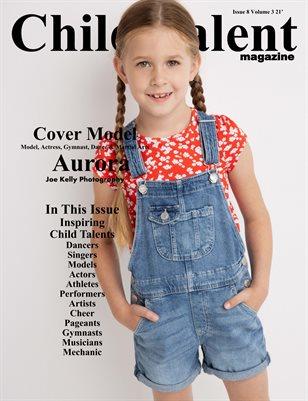 Child Talent Magazine Issue 8 Volume 3 21'