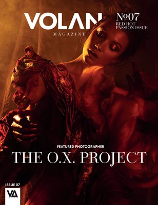 VOLANT Magazine #07 - RED HOT PASSION Issue Vol.05