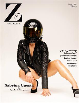 Zala Boudoir Magazine Issue 15 Vol 2