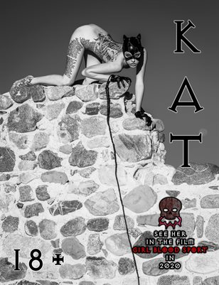 Kat - Desert Princess | Bad Girls Club Magazine