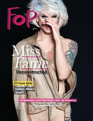 Issue #4 Miss Fame