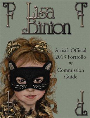 Lisa Binion - 2013 Artist's Portfolio