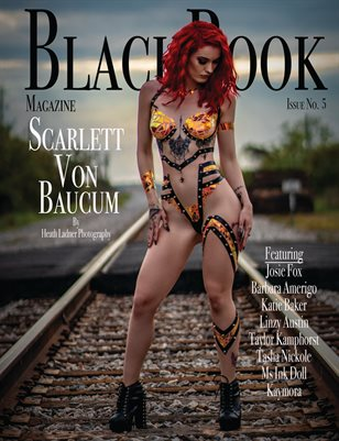 BlackBook Issue5 Scarlett