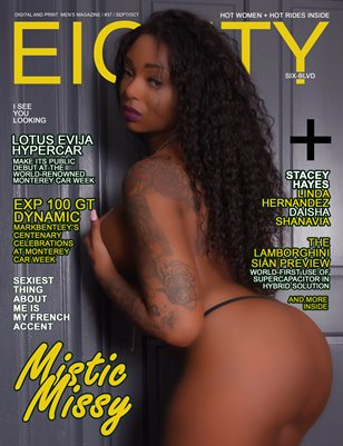 mistic missy / issue 37