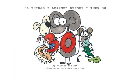 30 things I learned before I turn 30