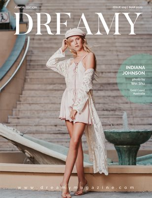DREAMY Magazine | Issue 109