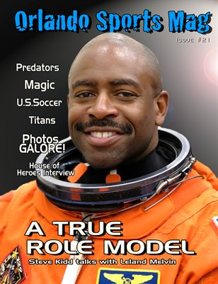 Orlando Sports Mag Issue #21