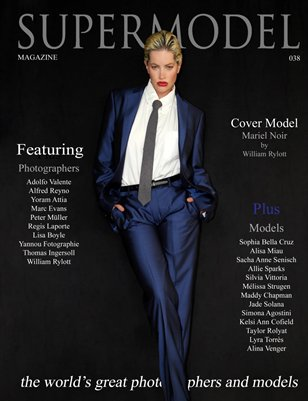 Supermodel Magazine Issue 038