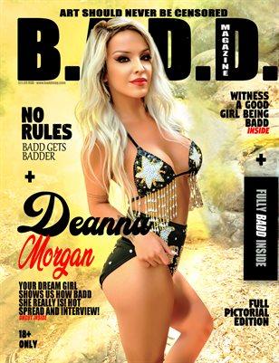 Deanna Morgan Goes BADD