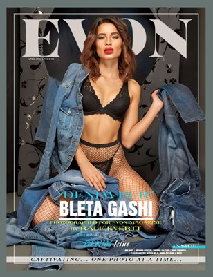 April DENIM Issue (Issue 04|2019)