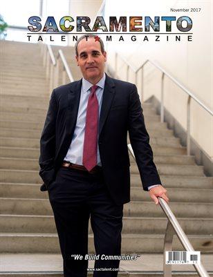Sacramento Talent Magazine November 2017 Edition