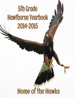 2014-15 Hawthorne Yearbook