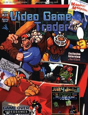 Video Game Trader #28 (Spring 2014)