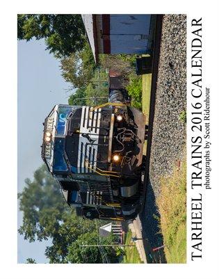 TARHEEL TRAINS 2016 CALENDAR