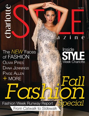 The Fall Fashion + Makeover Issue 2011