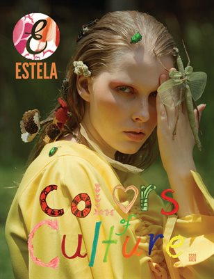 Estela Magazine: Colors of Culture SS20