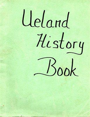Ueland History Book
