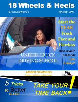 18 Wheels & Heels Magazine- January 2015