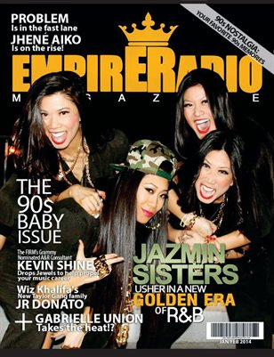 Empire Radio Magazine Issue#22 The 90s Baby Issue