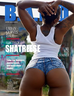 New Faces 2019 Urban Edition (Shatreese Cover)